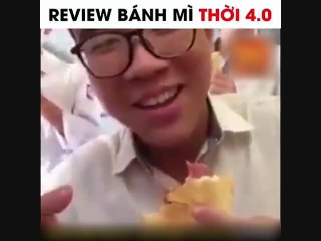 Review bánh mì cực chất