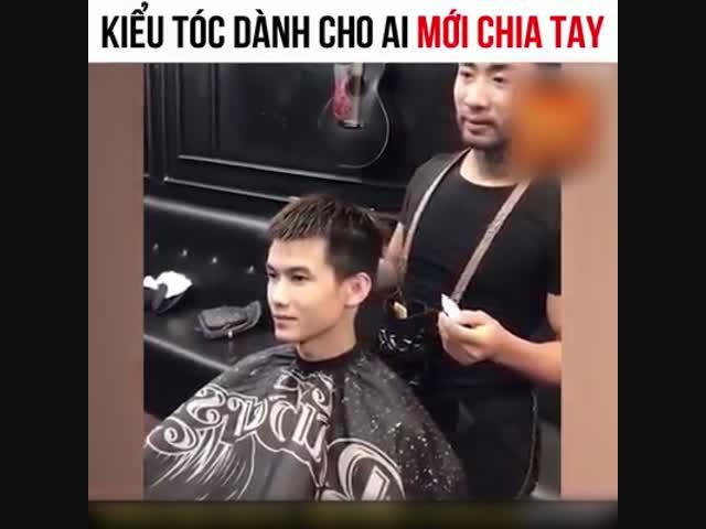 Kiểu tóc dành cho ai mới chia tay