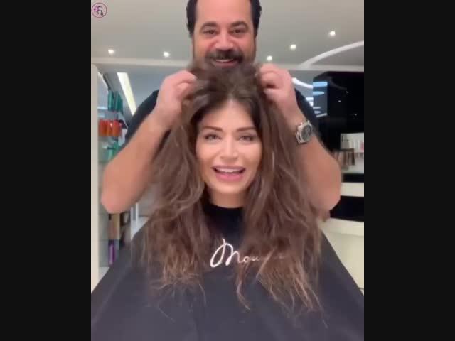 Thánh cắt tóc tạo kiểu
