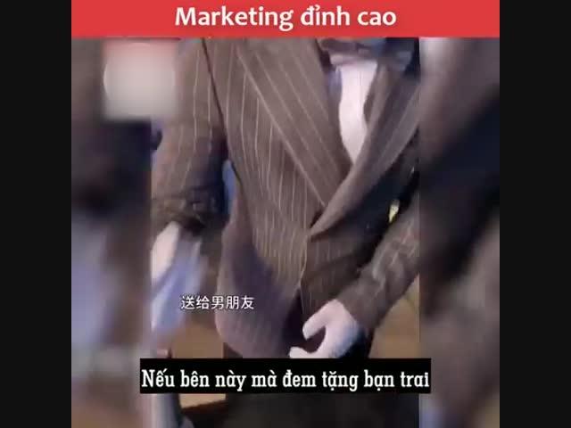 Marketing đỉnh cao