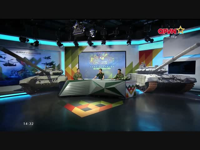 Bình luận trước trận đấu: Hội thao Quân sự Thế giới - Army Games 2020