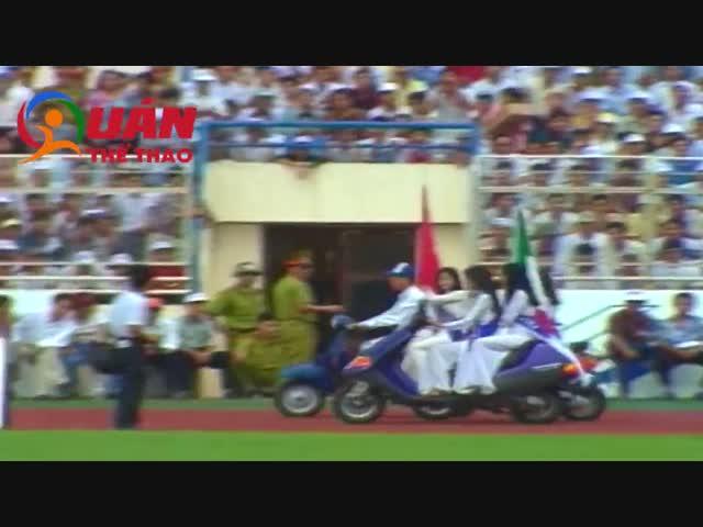 Mãn nhãn xem lại cuộc đối đầu lịch sử ĐT Việt Nam - CLB Juventus năm 1996