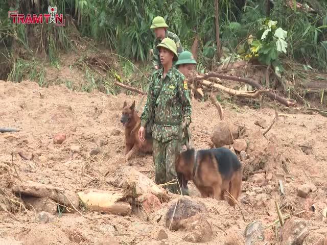 Tìm thấy thi thể cuối cùng nhóm 13 cán bộ, chiến sĩ gặp nạn tại trạm kiểm lâm 67