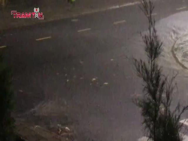 Bão số 12 gây mưa to, gió giật mạnh tại Phú Yên