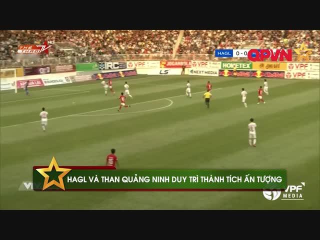 Điểm tin 29/3: HAGL khẳng định sức mạnh, CLB Nam Định giành chiến thắng đầu tiên trên sân khách sau 3 năm