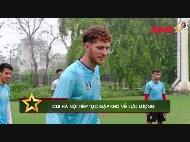 Điểm tin 2/4: CLB Hà Nội sạch bóng tiền đạo ngoại, cầu thủ Than Quảng Ninh dừng đình công