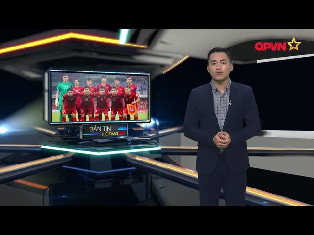 Quả bóng Vàng Văn Quyết vắng mặt trong danh sách ĐT Việt Nam chuẩn bị cho Vòng loại World Cup