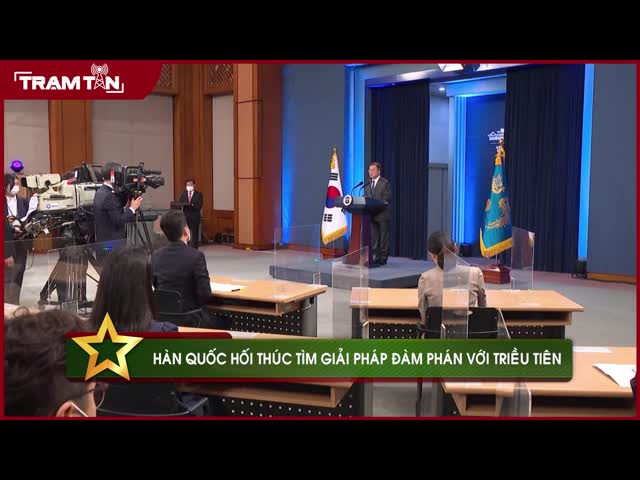 Hàn Quốc hối thúc tìm giải pháp đàm phán với Triều Tiên