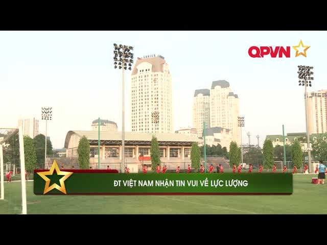 Điểm tin 22/5: Hoàng Đức trở lại, ĐT Việt Nam sẵn sàng chinh phục thử thách tại UAE