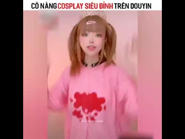 Cô nàng cosplay Anime siêu đỉnh