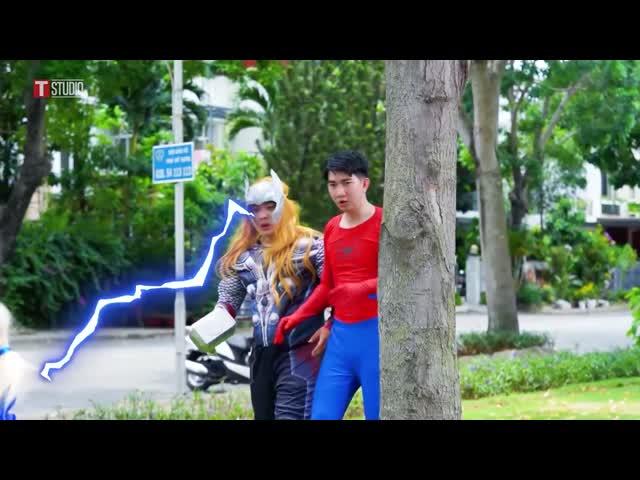 Nếu bạn trai tôi là siêu anh hùng | Những siêu anh hùng vui nhộn ở trường đại học