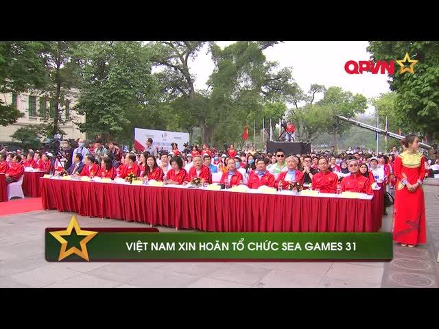 Điểm tin 10/6: VN xin hoãn tổ chức SEA Games 31, Tuấn Anh, Quang Hải, Văn Toàn phải tập riêng ở ĐT Việt Nam