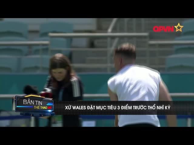 Xứ Wales quyết tâm đánh bại Thổ Nhĩ Kỳ để có hy vọng giành vé vào vòng trong Euro 2020
