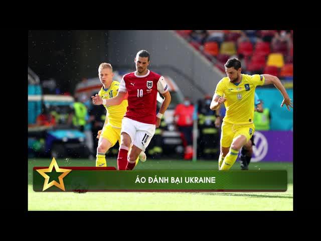 Đánh bại Ukraine, Áo giành vé đi tiếp tại Euro 2020