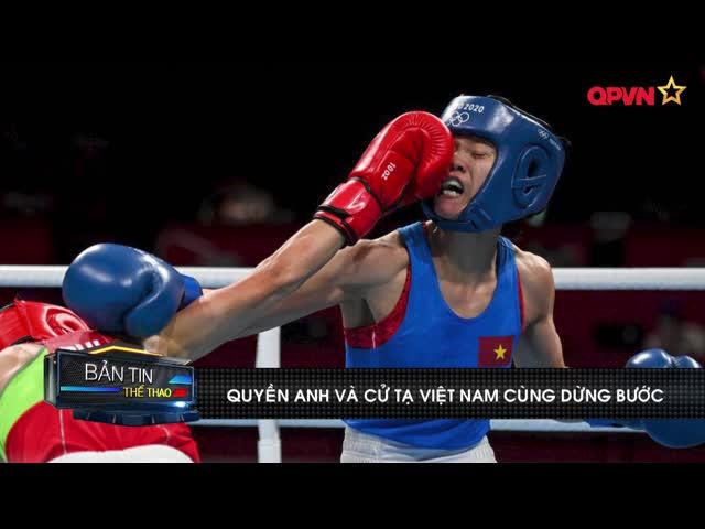 Boxing Việt Nam thua đáng tiếc trước cựu á quân thế giới