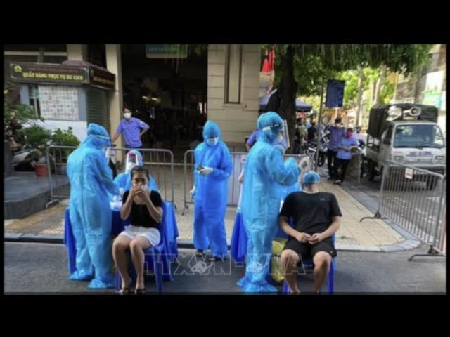Sáng 30/7: Thêm 4.992 ca Covid-19, Việt Nam hiện có hơn 133.000 bệnh nhân