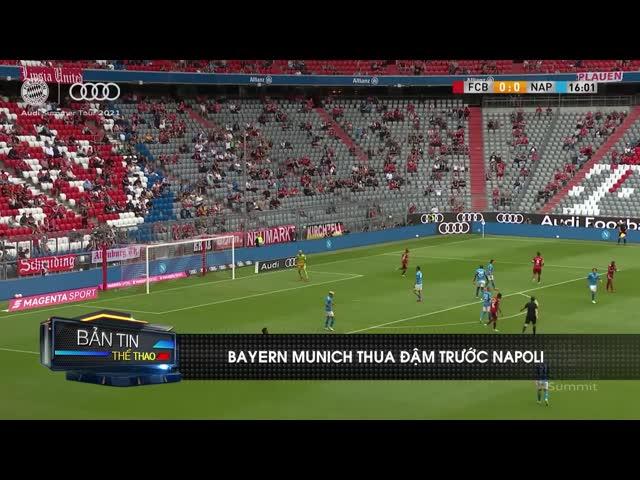 Hùm Xám thảm bại, Barca thắng dễ trước thềm mùa giải mới