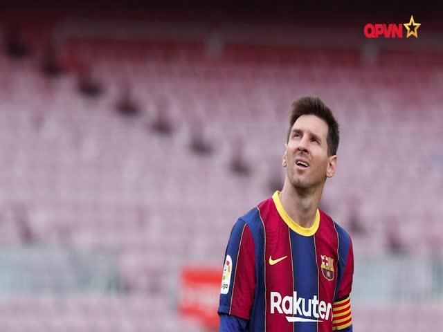 Tin nóng: Messi chính thức chia tay Barcelona