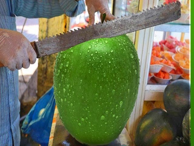 Kỹ năng siêu đầu bép, chém hoa quả