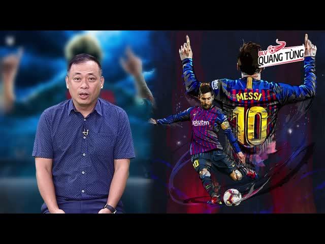 Rời xa Barcelona, Messi có thể tiếp tục thành công ở PSG ? | Quán thể thao