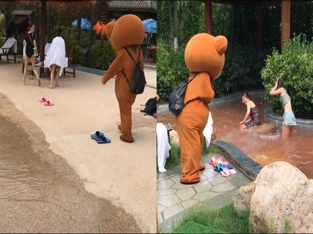 Siêu hài hước | Những khoảnh khắc HÀI HƯỚC và THÚ VỊ của gấu lầy #40 - Gấu lầy TV | Coi cấm cười TV