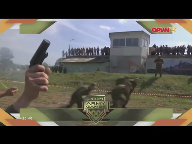 Chuyển động Army Games 2021: Số 1