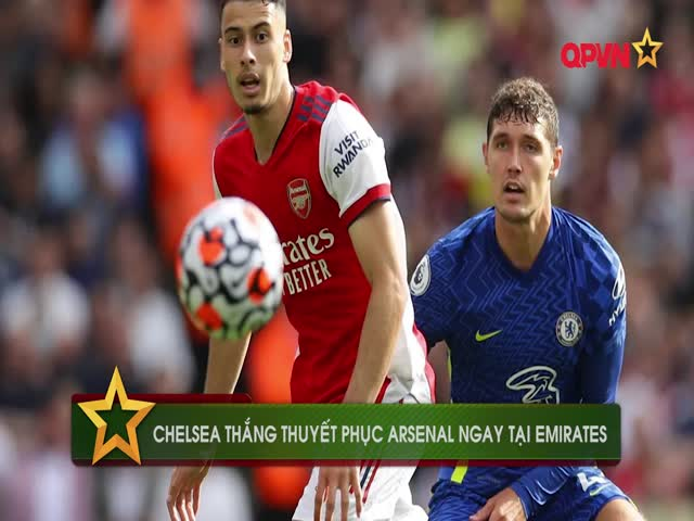 Lukaku ghi dấu ấn ngay trong ngày ra mắt, Chelsea thắng Arsenal trong trận Derby thành London