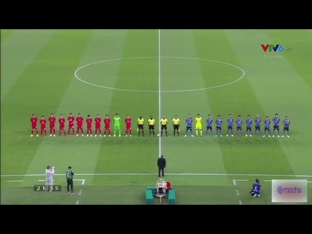 Để thua Nhật Bản, Trung Quốc tiếp tục xếp dưới ĐT Việt Nam tại bảng B Vòng loại WC 2022