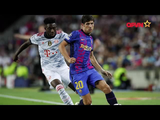 Barcelona 0-3 Bayern Munich: Thế trận một chiều và dấu ấn Lewandowski