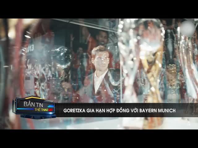 Bayern Munich gia hạn thành công với công thần tuyến giữa