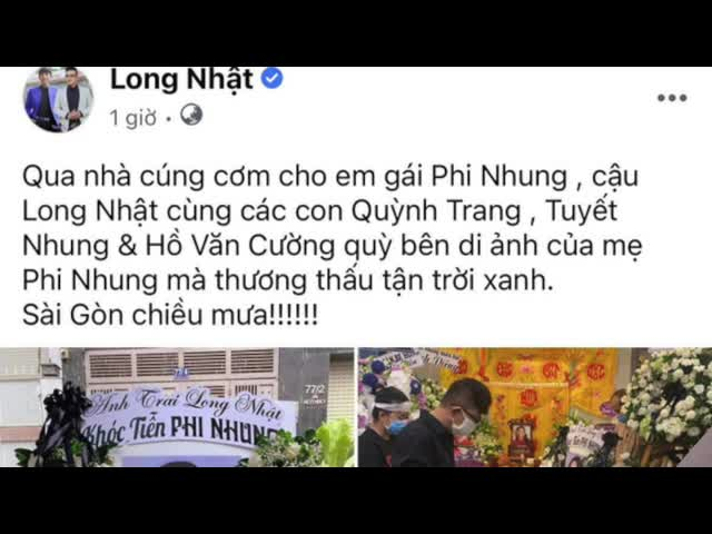 Lễ viếng ca sĩ Phi Nhung tại nhà riêng: Nghệ sĩ lặng người nhìn đàn con nuôi nheo nhóc
