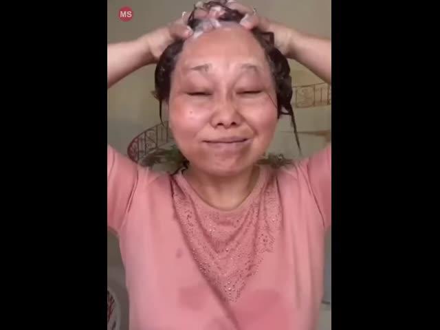 Sức mạnh của make up - Vịt hóa thiên nga