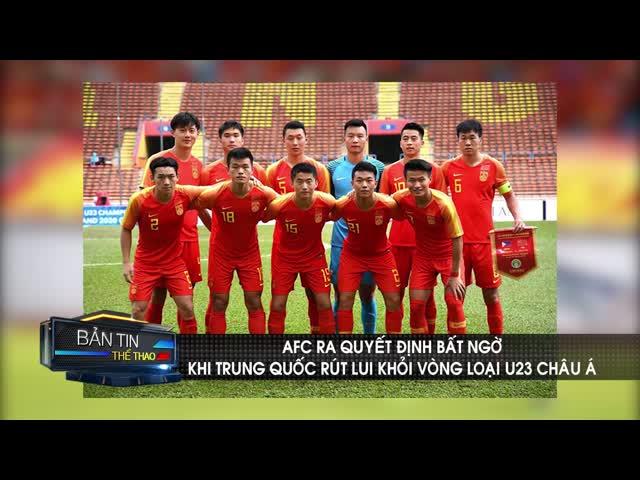 AFC có quyết định bất ngờ giúp ĐT U23 Việt Nam hưởng lợi