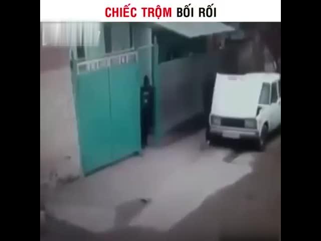 Chiếc trộm bối rối